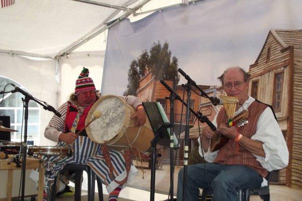 LE DUO PÔL et MIK au festival COUNTRY en RETZ 2015 à ST VIAUD