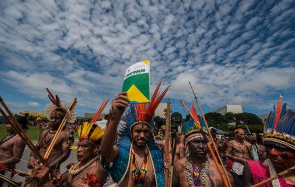 Les premiers Jeux mondiaux indigènes soulèvent une vague de protestations