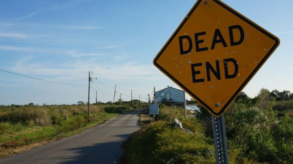 En Louisiane, l'île des derniers indiens francophones va disparaître