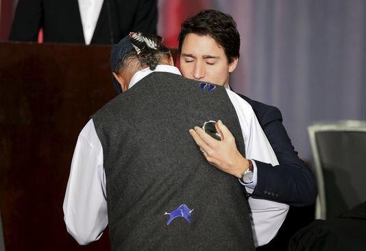 Les excuses de Trudeau pour les pensionnats autochtones, « chapitre sombre » de l'histoire du Canada