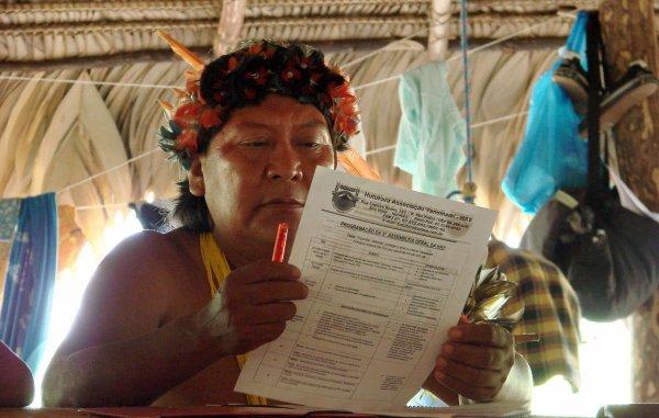 Venezuela : les Yanomami appellent au respect de leurs droits territoriaux