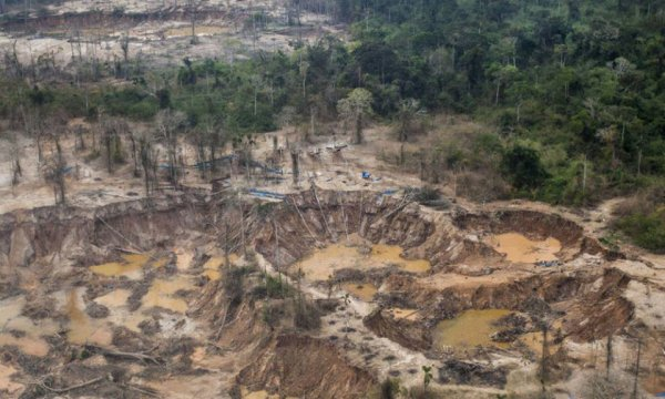 POLLUTION AU MERCURE : LE PÉROU DÉCLARE L'ÉTAT D'URGENCE