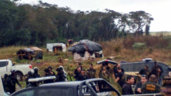 Soutien Européen au Brésil Indigène