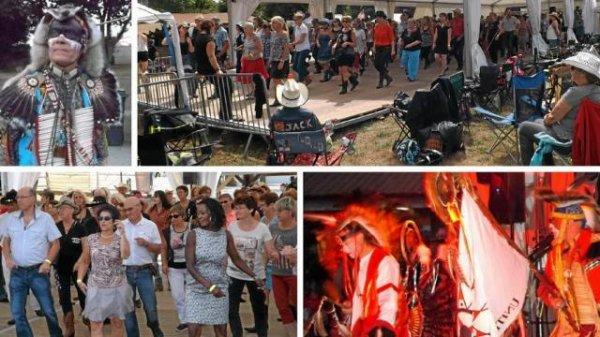 rubrique de presse OUEST FRANCE festival de Grand'Landes 2016