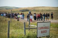 Etats-Unis: une tribu sioux s'oppose à un oléoduc