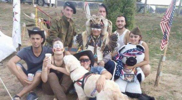 Indre-et-Loire   - Luynes - Luynes     Festival américain : plus de 40.000 visiteurs