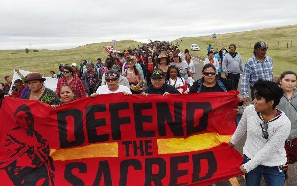Dakota du Nord : deux mois de lutte contre un oléoduc