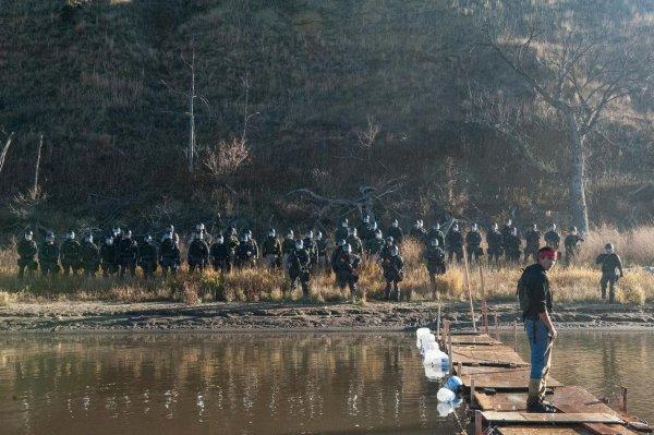 Dakota du Nord : deux mois de lutte contre un oléoduc 2