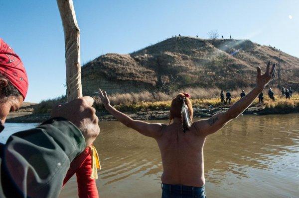 Dakota du Nord : deux mois de lutte contre un oléoduc 3