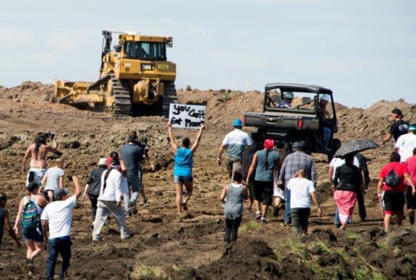 USA: les autorités rejettent le tracé d'un oléoduc controversé