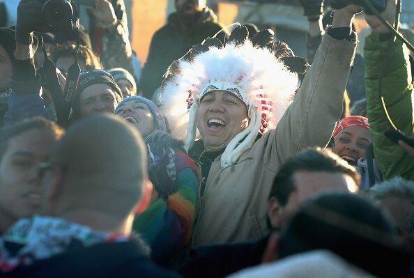 Etats-Unis : victoire des Sioux face au projet d'oléoduc qui menace leurs terres