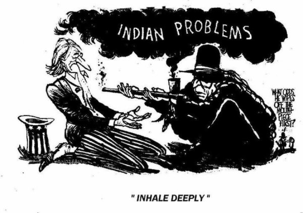 PROBLEMES INDIENS
