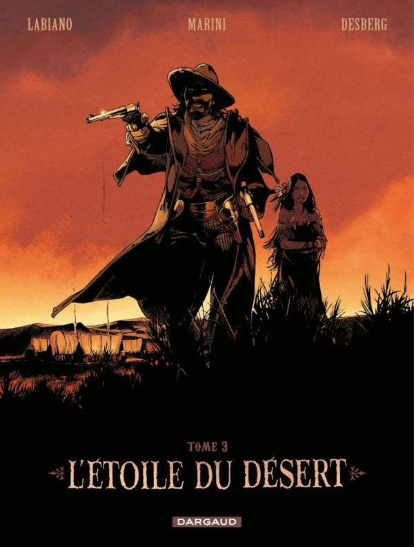 bande dessinée: L'ETOILE DU DESERT