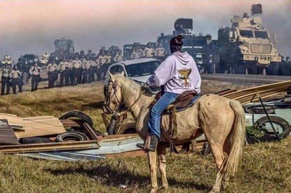 Aux États-Unis, les Républicains légifèrent déjà pour réprimer durement les manifestations pacifiques
