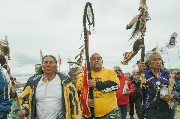 Projets d'oléoducs : Trump repart en guerre contre les Sioux
