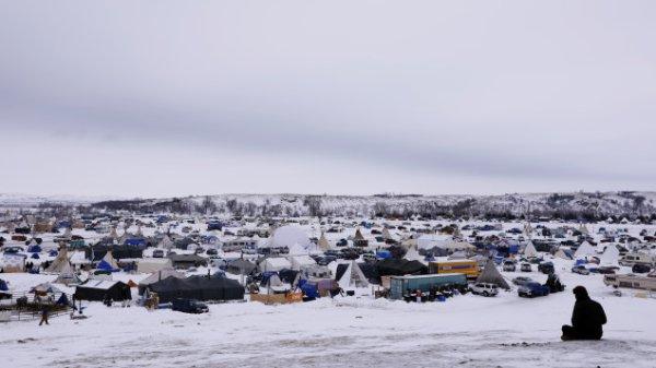 Dakota Access : les Sioux de Standing Rock veulent rencontrer Donald Trump