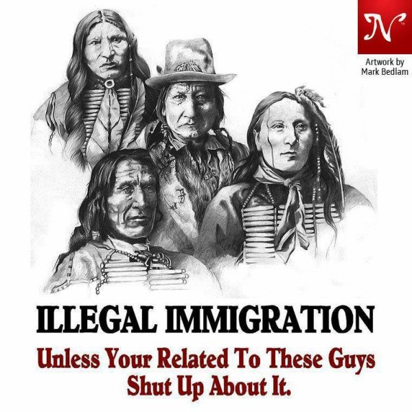 IMMIGRANTS ILLEGAUX