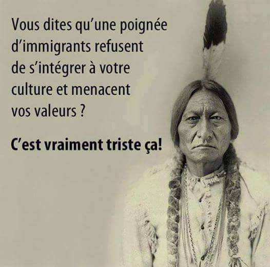 IMMIGRANTS ET INTEGRATION