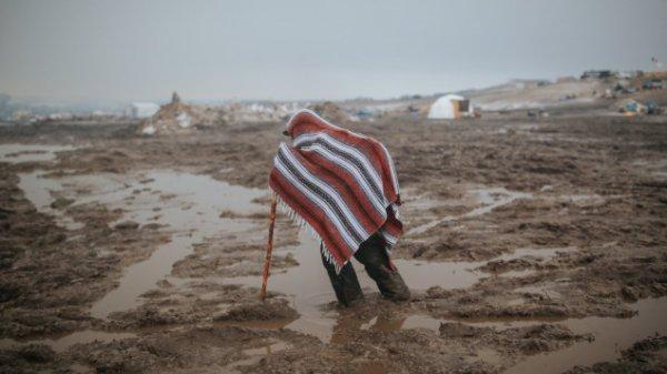 La fin approche pour les manifestants de Standing Rock