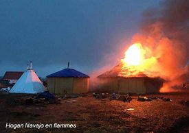 STANDING ROCK: L'EVACUATION PAR LA FORCE A COMMENCE, ARRESTATIONS, BLESSES