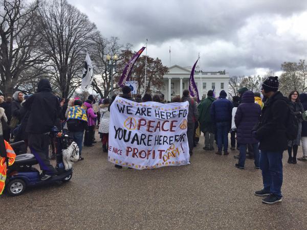 Etats-Unis: les Amérindiens manifestent contre le pipeline du Dakota du Nord