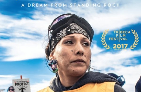 A DREAM  FROM STANDING ROCK