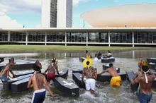 Les indiens du Brésil dénoncent une offensive contre leurs territoires