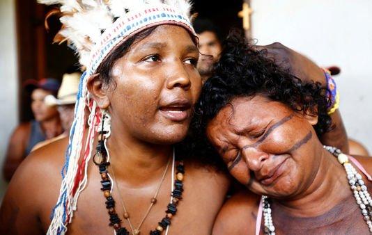 L'ONU s'alarme de l'attaque d'une tribu indienne par des propriétaires terriens au Brésil