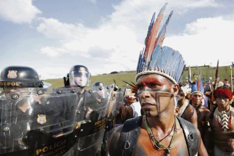 Brésil. Avec Temer, le vol de terres explose
