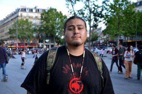 Les peuples Sioux partent à l'attaque des banques françaises