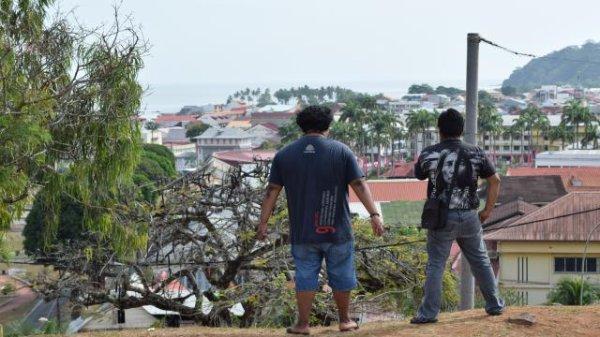 Rennes. Les Amérindiens de Guyane, dure réalité