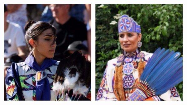 La marche de l'eau des Amérindiens pour sauver la Loue