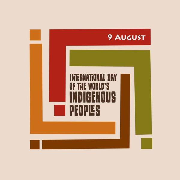9 AOÛT JOURNEE INTERNATIONALE DES PEUPLES INDIGENES