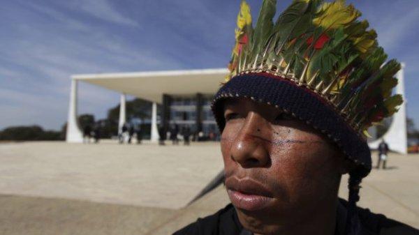 Victoire des Autochtones du Brésil concernant leurs droits territoriaux