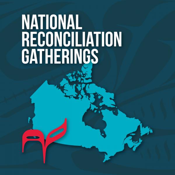 CANADA LA MARCHE DE LA RECONCILIATION