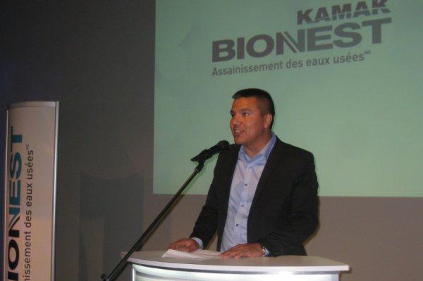 Bionest lance Kamak avec l'aide des Atikamekws