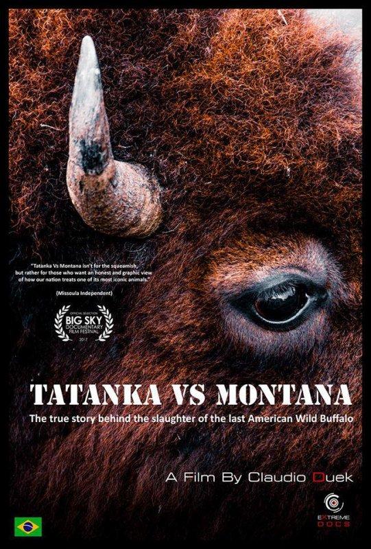 FILM BISON contre MONTANA