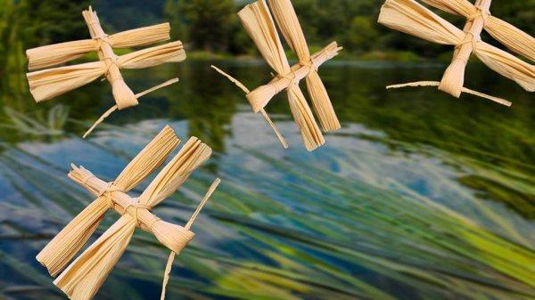 IMAGI-NATIONS DECORATIONS stages au SMITHONIAN MUSEUM d'activités créatrices traditionnelles natives