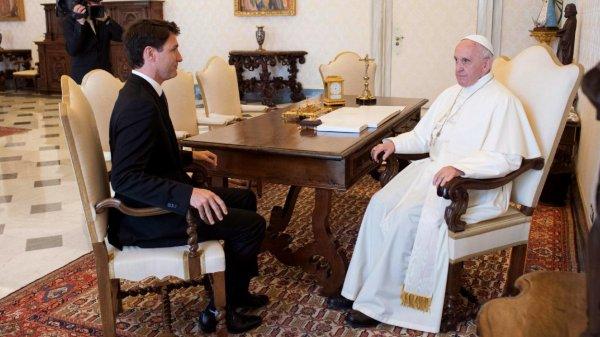 Le pape n'offrira pas ses excuses aux victimes des pensionnats pour Autochtones