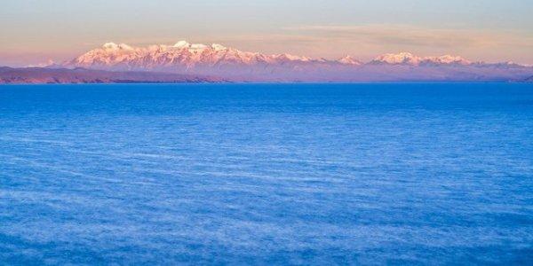 La Bolivie met en chantier un musée lacustre sous le lac Titicaca