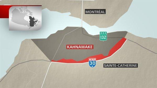 Ottawa restitue trois parcelles de terre au territoire mohawk de Kahnawake