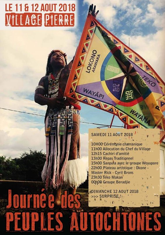 journée  des peuples autochtones