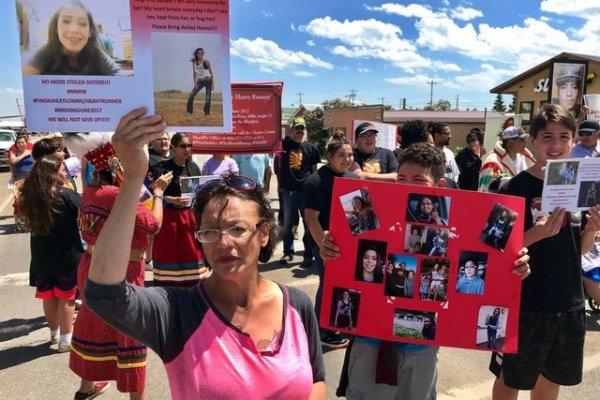 Disparitions et meurtres d'Amérindiennes