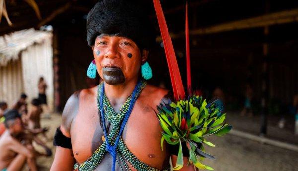 Les communautés indiennes d'Amazonie plus que jamais menacées après l'élection de Jair Bolsonaro
