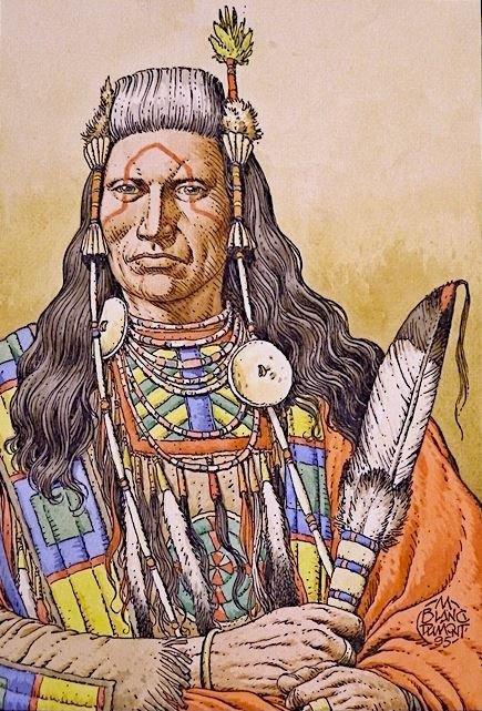 L'UNIVERS INDIEN DE MICHEL BLANC-DUMONT