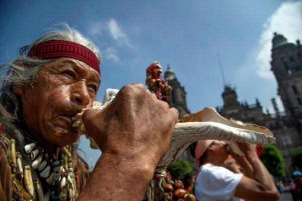 Mexique: les descendants de Moctezuma II se battent pour des indémnités et leur honneur