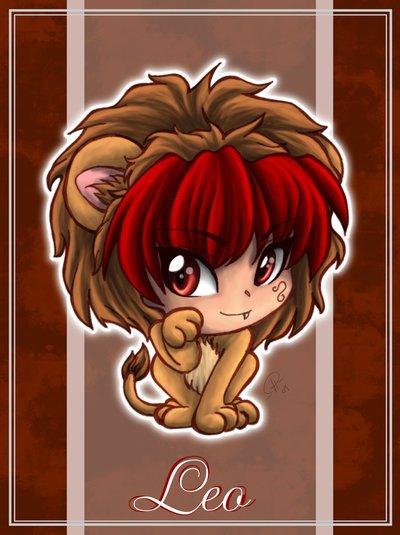 Signes Zodiaques - Lion