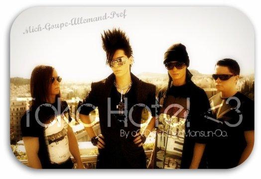 Tokio Hotel, une grande histoire <3