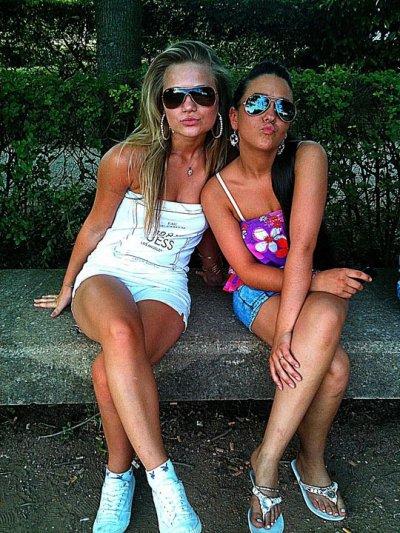 tarra & Brenda <3