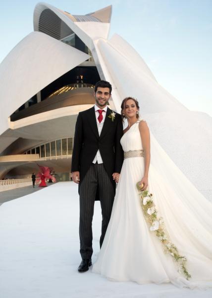 Boda Raúl Albiol & Alicia Roig